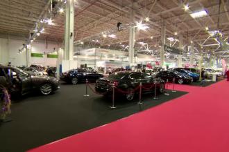 """Cele mai noi modele de mașini """"verzi"""", la Salonul Auto de la București. Cât costă"""