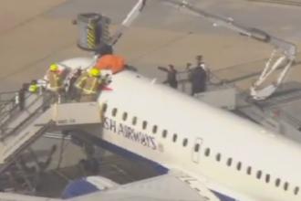 Un bărbat s-a urcat pe o aeronava British Airways în Londra. Explicația pentru gestul său