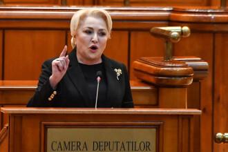 Dancilă: PSD a pierdut pentru că a fost trădat. Nu mergem la consultări