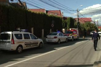 O femeie din Cluj-Napoca în stare gravă. O butelie a explodat lângă ea