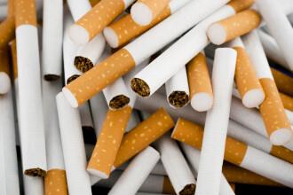 10.000.000 de țigări de contrabandă într-o navă reținută în Portul Giurgiu