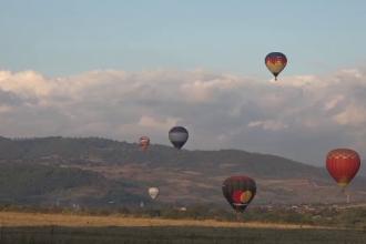 Maramureș Balloon Fiesta. Cât sunt dispuși românii să investească în baloane cu aer cald
