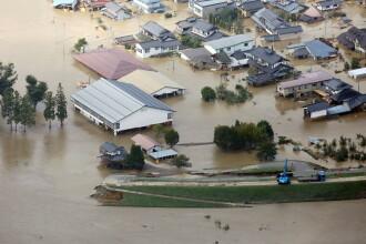 Japonia, sub ameninţarea super-taifunului Hagibis. Sunt deja 19 morţi şi mii de case afectate