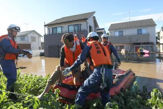 Saci cu deşeuri radioactive de la Fukushima au ajuns într-un râu. Anunțul autorităților