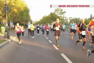 """20.000 de participanți la """"Maratonul Internațional București"""