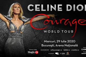 Biletele la concertul Celine Dion în România se pun în vânzare joi, 17 octombrie