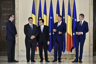 Surse: Întâlnire între Iohannis și liderii partidelor, înaintea desemnării noului premier
