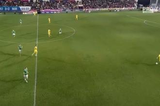 ROMÂNIA U21 - IRLANDA DE NORD U21. Tricolorii mici câștigă cu 3-0 și se mențin în lupta pentru calificare