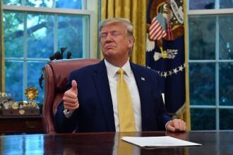 Casa Albă nu va coopera la punerea sub acuzare a preşedintelui Donald Trump
