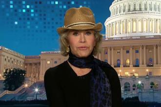 Mesajul alarmant transmis de Jane Fonda: