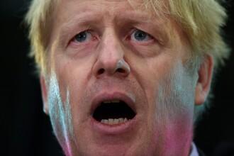 Noi amenințări ale lui Boris Johnson privind Brexit. Ce le-a transmis deputaților
