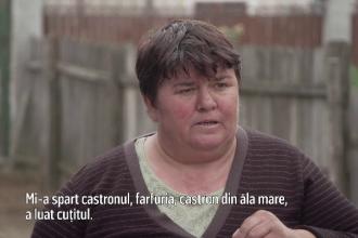 Filmul incidentului șocant în care un tânăr de 23 de ani și-a înjunghiat părinții