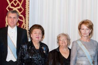 Mesajul transmis de Familia Regală a României după dispariția Tamarei Buciuceanu