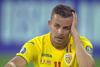 ROMÂNIA - NORVEGIA 1-1. Tricolorii au fost egalați dramatic în prelungiri