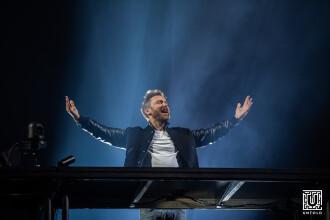 David Guetta a fost declarat producătorul muzical al anului 2019
