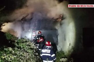 Un bărbat din Tulcea a murit după ce a aprins o candelă