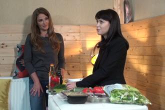 Povești culinare cu Irina Rimes. Ce mânca artista în copilăria petrecută în Moldova