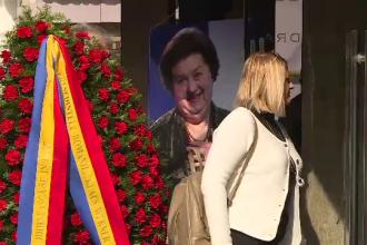 Colegii și apropiații își iau adio de la Tamara Buciuceanu. Înmormântarea are loc vineri