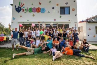 MagiCamp, locul în care copiii cu probleme oncologice uită de suferință și își regăsesc copilăria