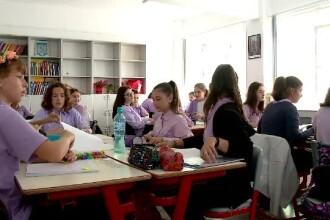 Alertă în București. Cursurile se suspendă la unele școli și grădinițe, din cauza gripei