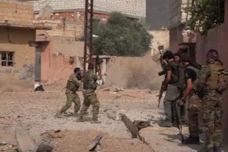 Bombardamente în Siria la câteva ore după anunțarea unui armistițiu