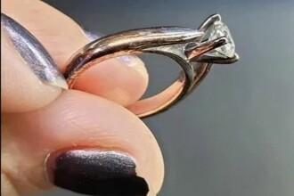A cerut-o în căsătorie cu inelul cumpărat pentru fosta iubită. Reacția femeii