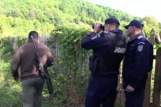 Stare de alertă în Maramureș. Polițiștii încă îi caută pe ucigașii pădurarului de 30 de ani