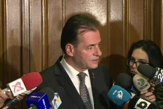 Eșec după o săptămână de negocieri privind noul Guvern. Orban reia luni discuțiile