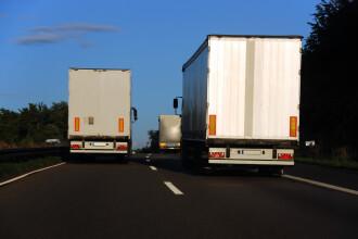 Cum a reușit un transportator român să evite plata taxei de autostradă în Franța de 35 de ori