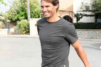 Rafael Nadal s-a căsătorit cu iubita din copilărie. Primele imagini de la nuntă