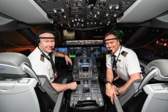 Cel mai lung zbor fără escală din lume. Piloții și pasagerii au fost monitorizați