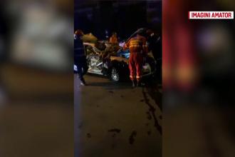 Cursă de taxi cu final tragic, după o depășire periculoasă: