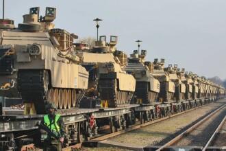 Desfășurare de forțe la granița cu Rusia: