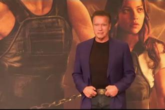 Arnold Schwarzenegger revine în