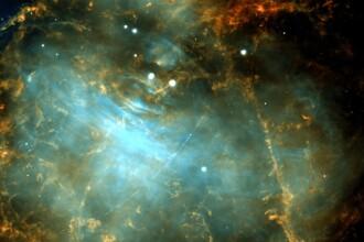 Imagine spectaculoasă surprinsă de NASA de la 6.500 de ani-lumină depărtare
