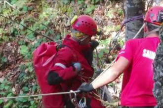 Cum a fost găsit turistul maghiar dispărut de 3 zile în Munţii Bihorului
