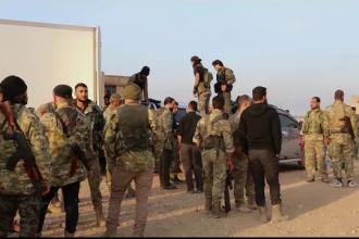 Ultimatumul dat de Erdogan. Kurzii au 6 zile ca să se îndepărteze de granița turco-siriană