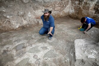 Descoperire fascinantă în Israel. Ce i-a intrigat pe arheologi