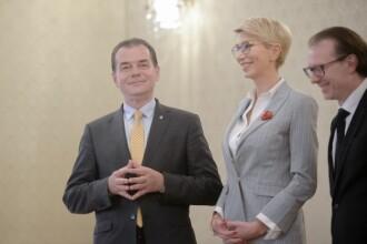 Lista finală: cine sunt cei 16 miniştri ai Guvernului Orban. Ce schimbări au apărut