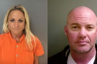 Un locotenent de poliție și o profesoră, acuzați de viol și pornografie infantilă