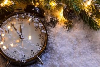 Trecerea la ora de iarnă 2019. Ora 4:00 devine ora 3:00 sâmbătă noaptea