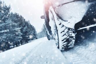 Vreme deosebit de rece în toată țara. Posibilă ninsoare în București, vineri seara