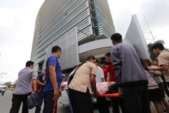 Cutremur puternic în Filipine. Șase morți, zeci de răniți și pagube materiale majore. VIDEO