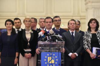 Cele mai lungi audieri de miniștri din istoria Parlamentului. Cîțu a primit aviz negativ