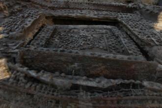 """Ce ar ascunde misterul din Pompeii: """"Seiful antic"""" rămas intact după 2.000 de ani. VIDEO"""
