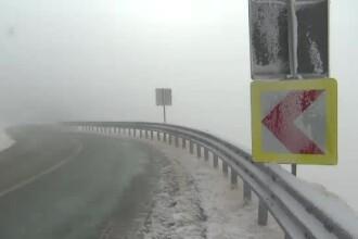 România cuprinsă de un val de frig. Ce județe se află sub cod galben