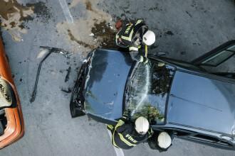 Șocul unui pompier chemat să intervină la un accident. Victima decedată era chiar nepoata sa