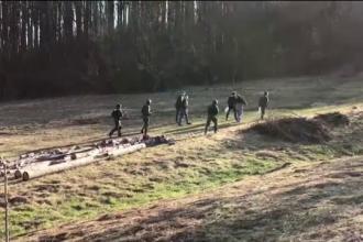 Noi detalii despre bărbatul găsit mort într-o pădure din Arad. Ar fi împușcat un pădurar