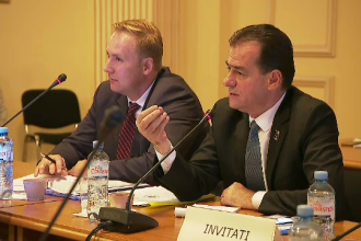 Acuzații și insulte la audierile miniștrilor propuși de Orban.