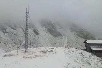 Risc mare de avalanșă în mai multe zone montane. Ce trasee pot fi parcurse în siguranță